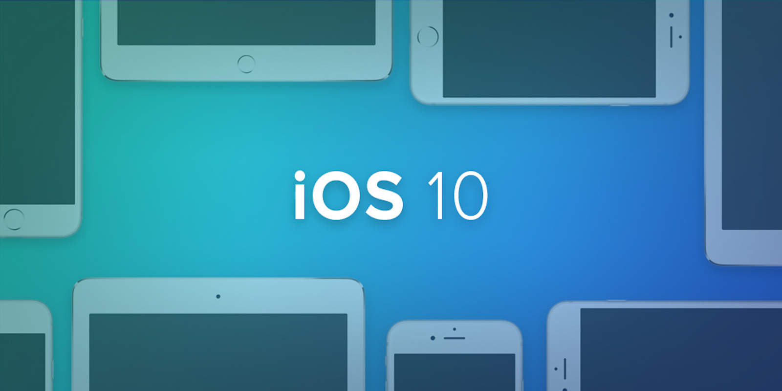 iOS 10 and 9 lesson bundle