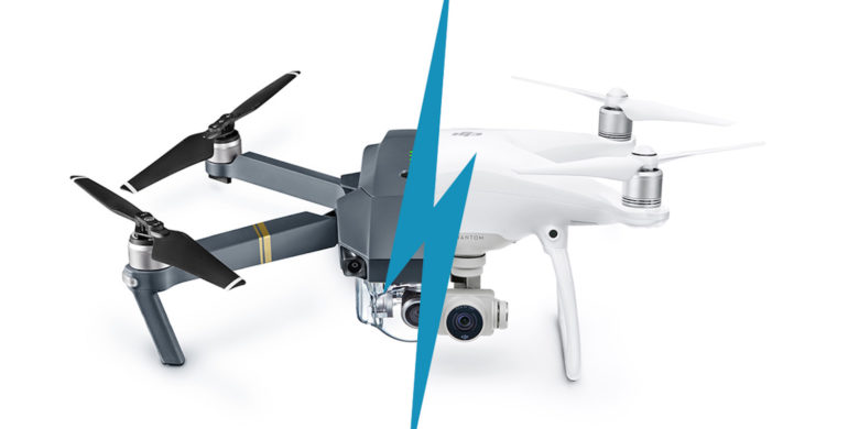 Enter to win one of two top shelf drones from DJI, the Phantom and the Mavic.
