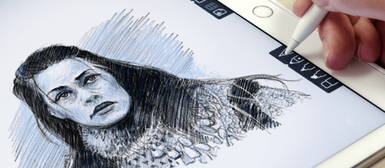 Powerful new drawing app linea is perfect for apple pencil malvernweather Image collections