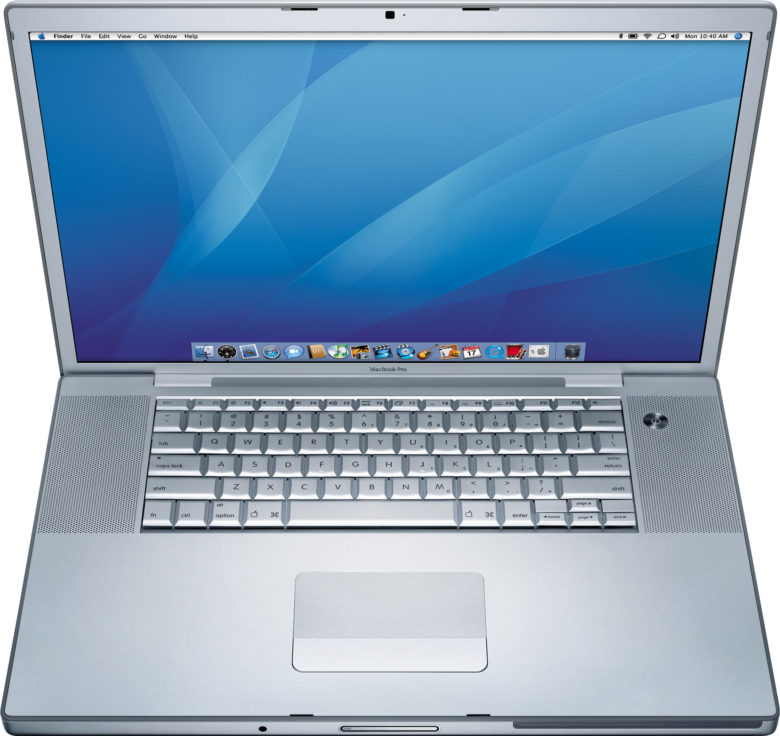 The original MacBook Pro brought innovative features (and stirred up a bit of controversy).
