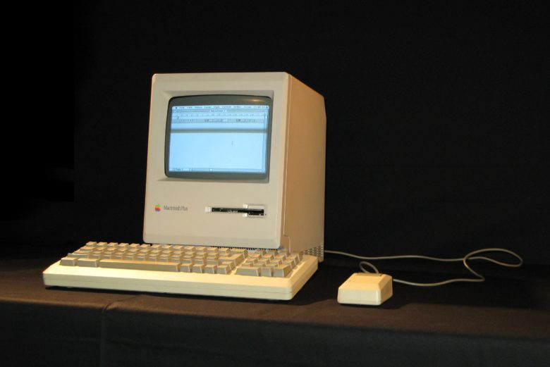 The MacIntosh Plus was arguably the first truly great Mac.