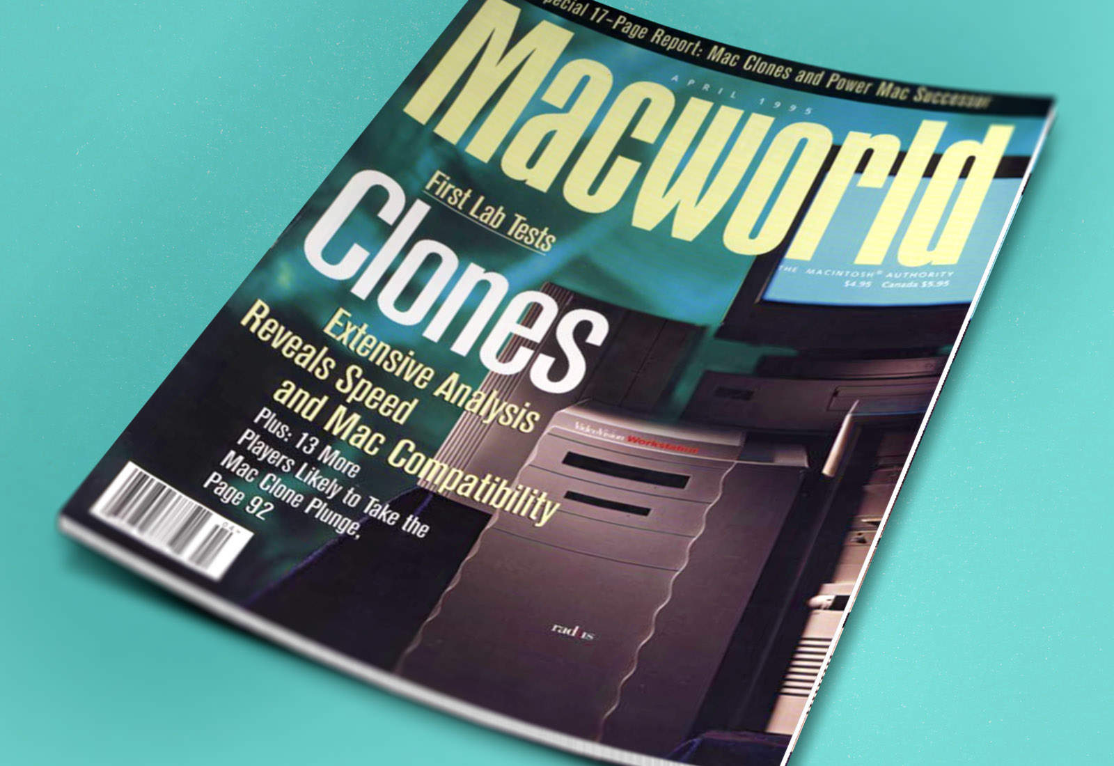 In early 1995, the Mac clone era was about to arrive!