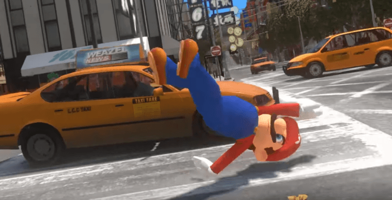 Mario-GTA-4
