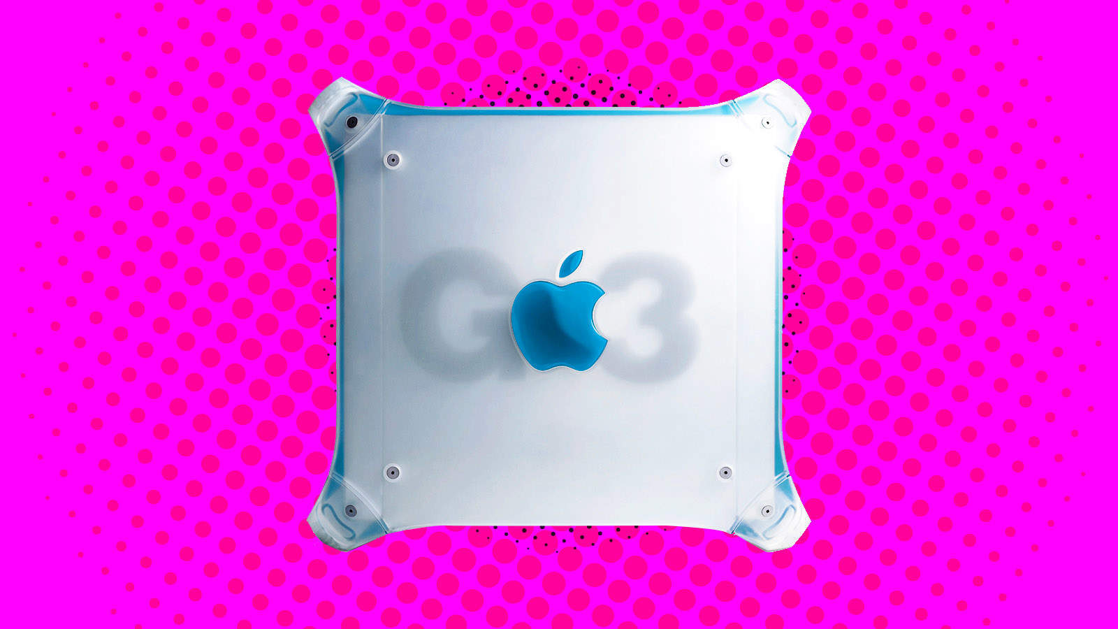 The Power Mac G3 brought a new look, and powerful new features, to Apple's pro computer line.