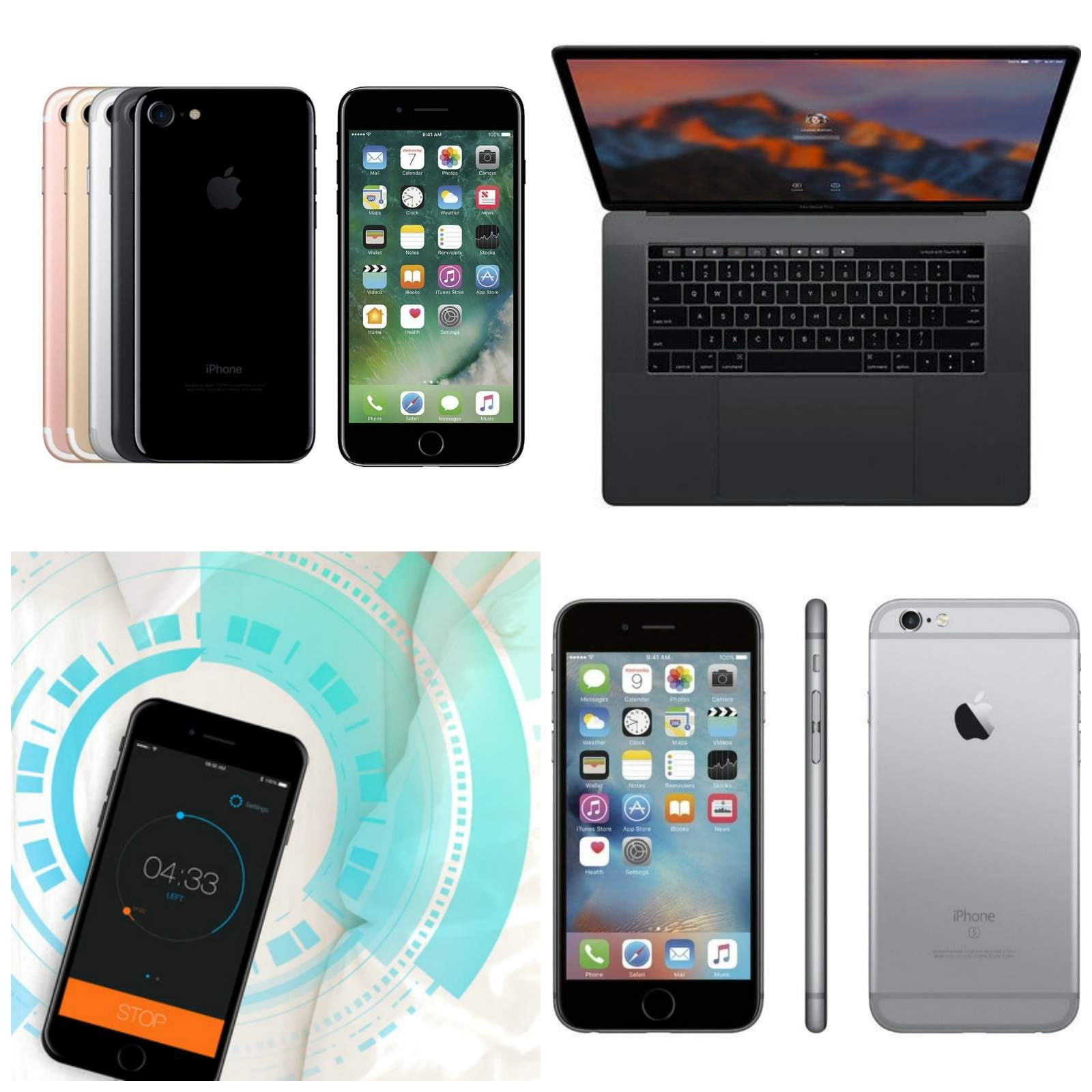 Snag the best deals on certain iPhones (and one MacBook Pro).
