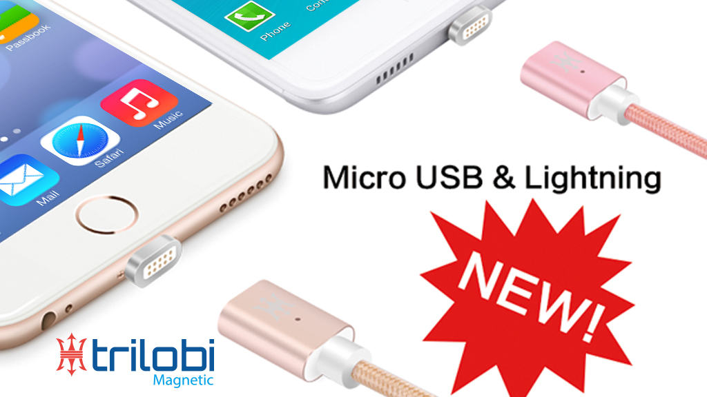 This cleverly designed cable includes connections for USB, Micro USB, and Lightning all in one.