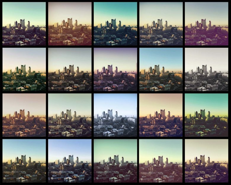 infltr might be the only photo editing app with more than 7 million filters.