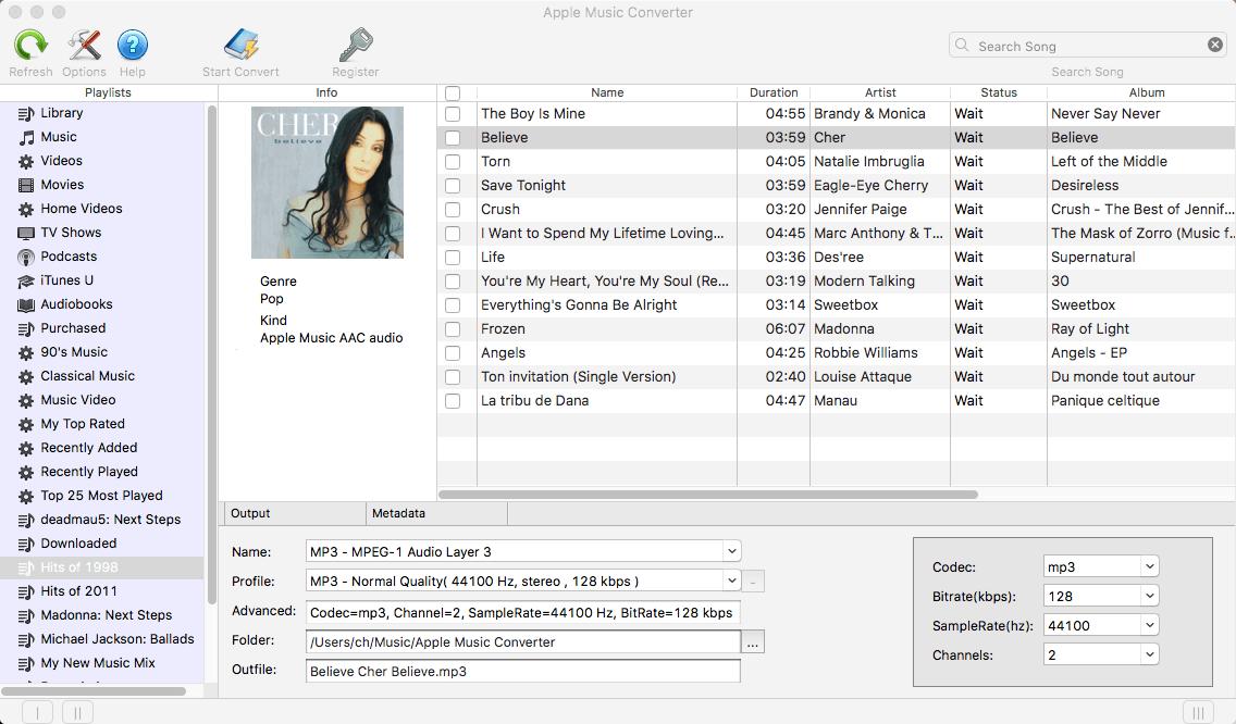 drm music converter free