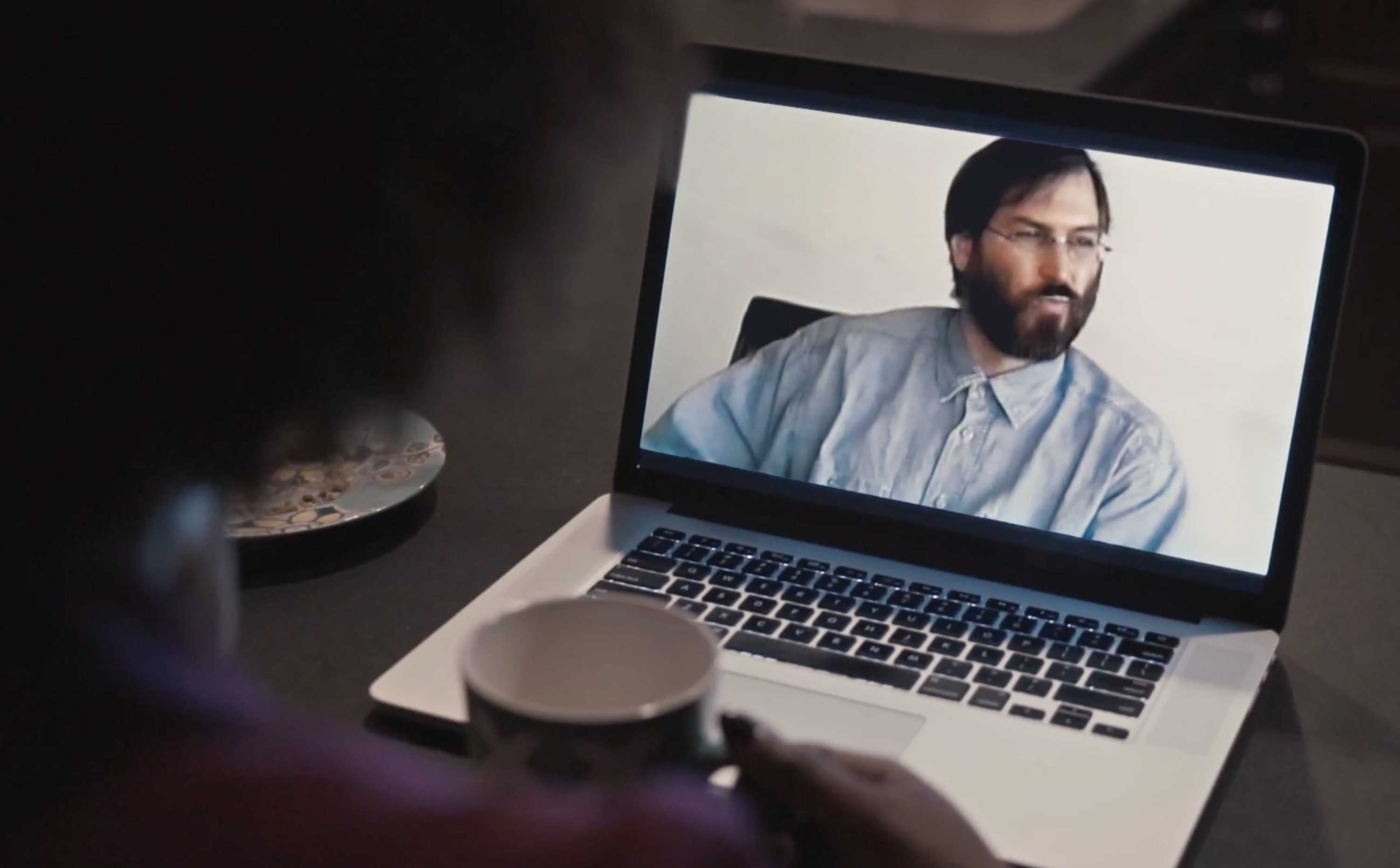 Steve Jobs is the star of the government's new ad campaign.