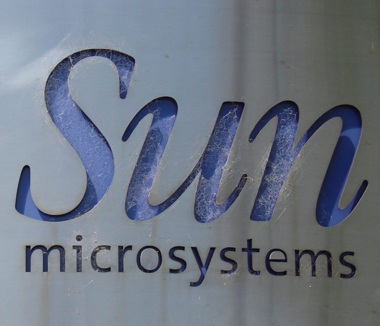 Sun Microsystems was a major Silicon Valley player back in the day.