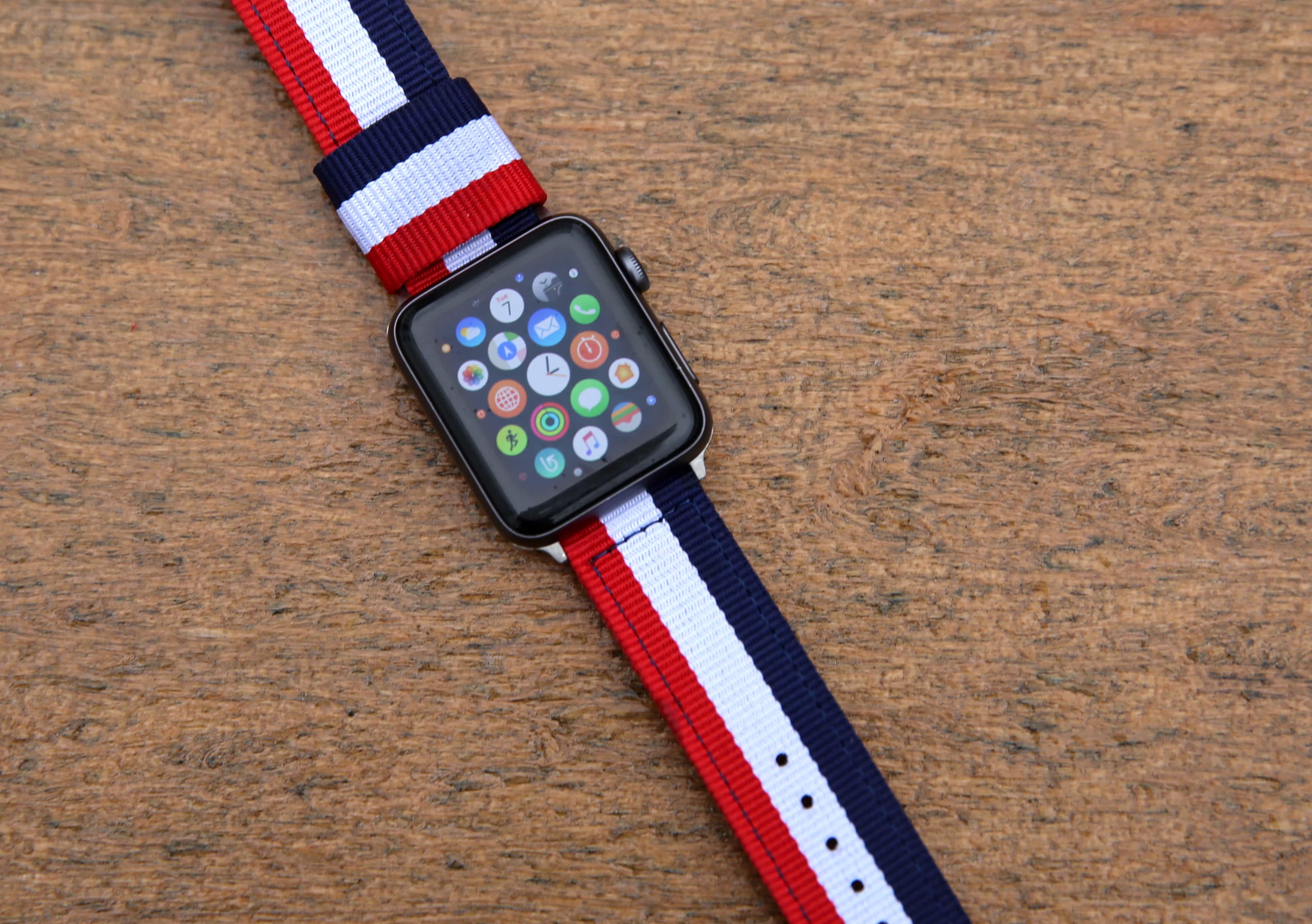 iphone watch bands go totally ballistic with these apple bands 2032