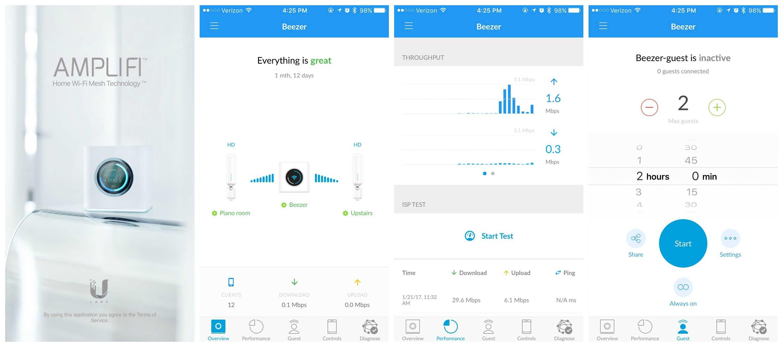 Review Blazing Fast Amplifi Hd Wi Fi Mesh Network Will