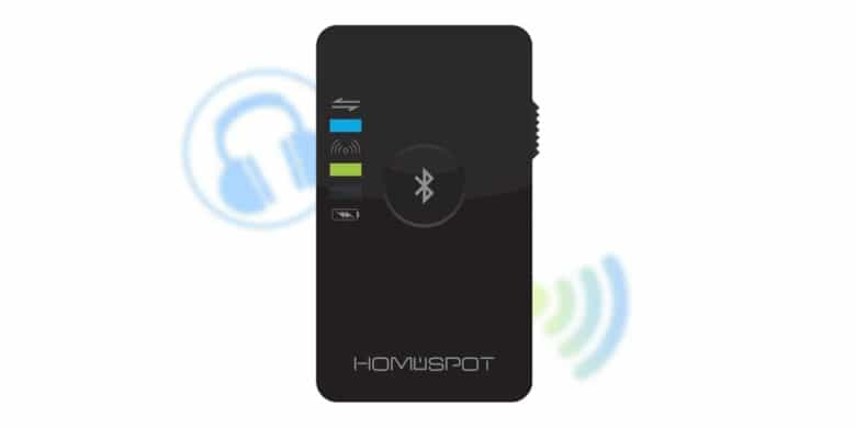 CoM - HomeSpot Dual Stream Bluetooth Audio Transmitter