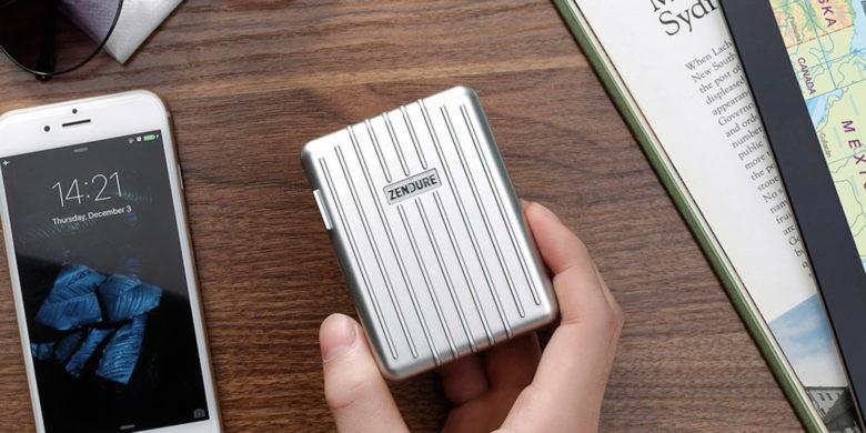 CoM - Zendure 40W Max A-Series 4-Port USB Wall Charger