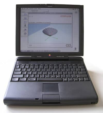 Do you remember the PowerBook 3400?