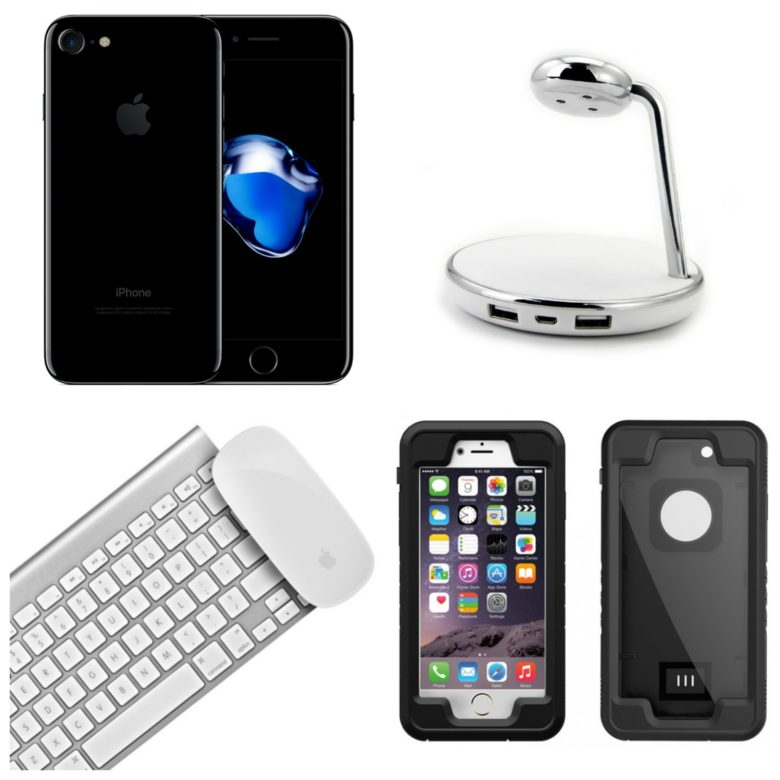 This week we've got great deals on the latest iPhone and Apple accessories.