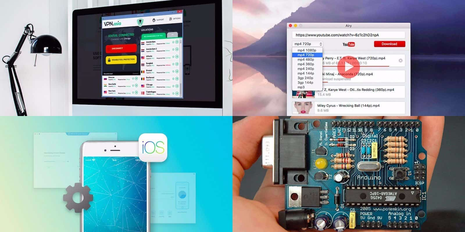 Create any arduino project you imagine part of the week s