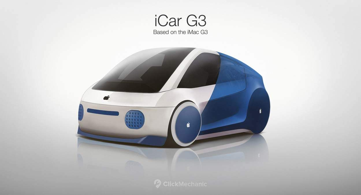 Nostalgia fuels these wacky Apple Car concepts | Cult of Mac