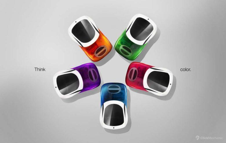 iCar concept