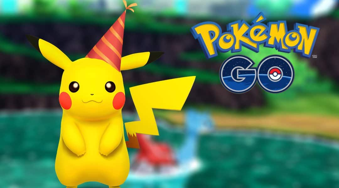 Pok mon go players can hunt 39 festive hat 39 pikachu this month cult of mac - Image pikachu ...