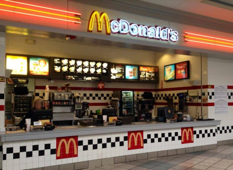 McDonald's is getting an upgrade.