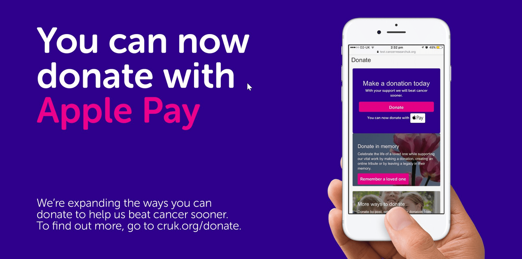 Apple-Pay-Cancer-Research-UK