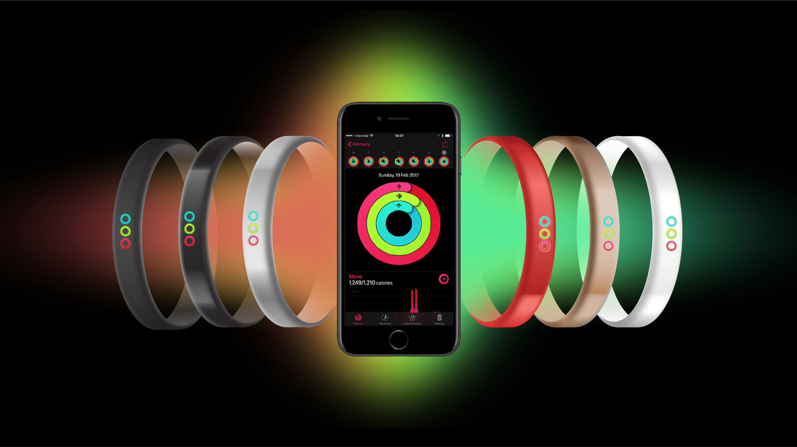 A no-frills Apple fitness tracker could get new users hooked on the Activity app.