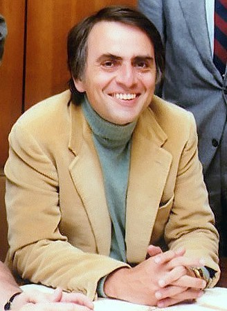 Carl Sagan wasn't on the best terms with Apple in 1994
