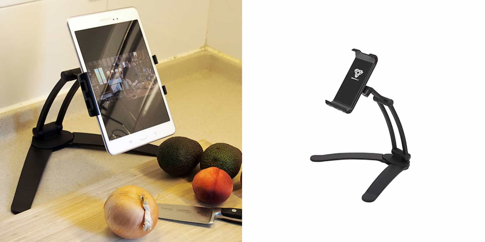 CoM - ARMOR-X 2-in-1 Tablet Stand