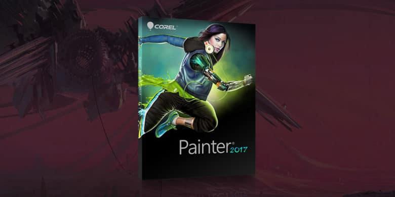 CoM - The Corel Painter 2017 Bundle