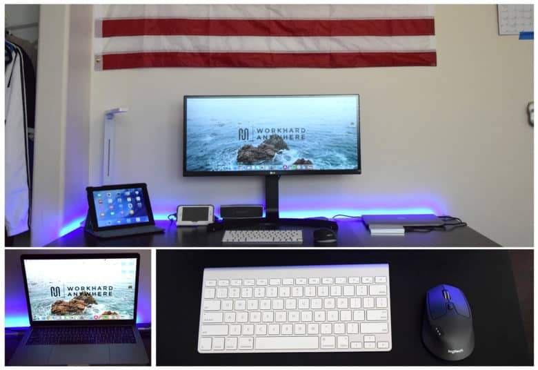 See an unbelievably huge Mac collection and more [iSetups
