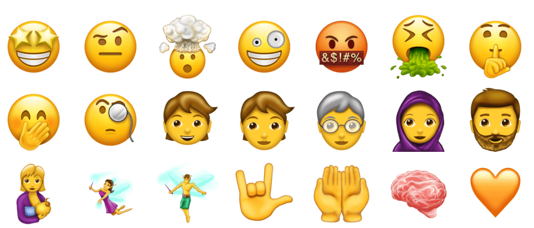 These should be coming to iOS 11 later this year.