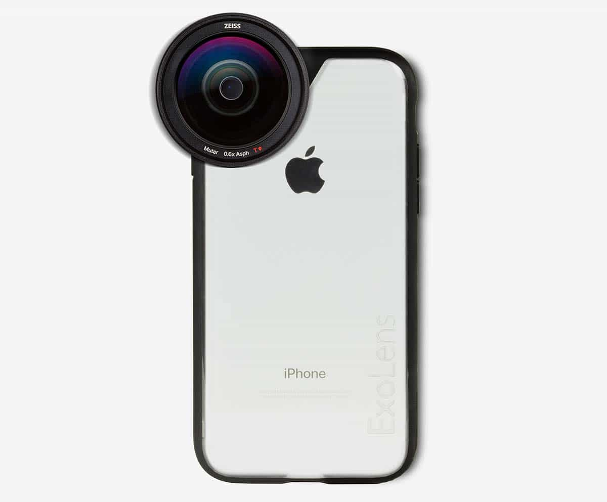 This case by ExoLens will protect your iPhone 7 and sport a ZEISS lens.