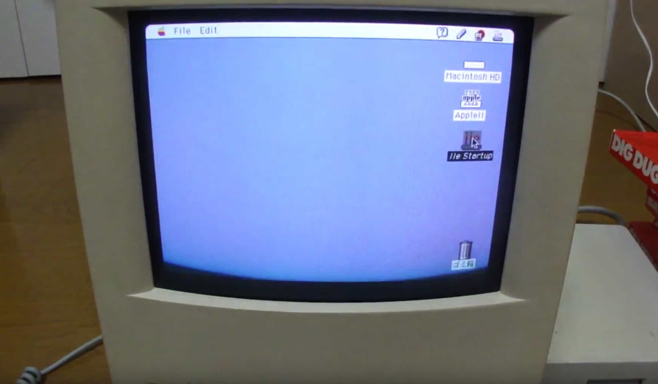Running Apple II programs on a Mac with an Apple IIe Card was pretty darn awesome.