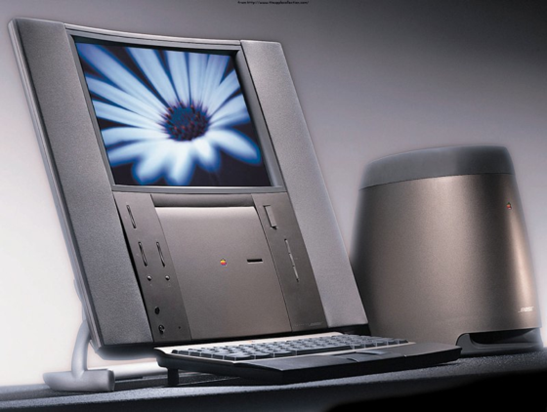 The Twentieth Anniversary Macintosh launched exactly two decades ago on March 20, 1997.