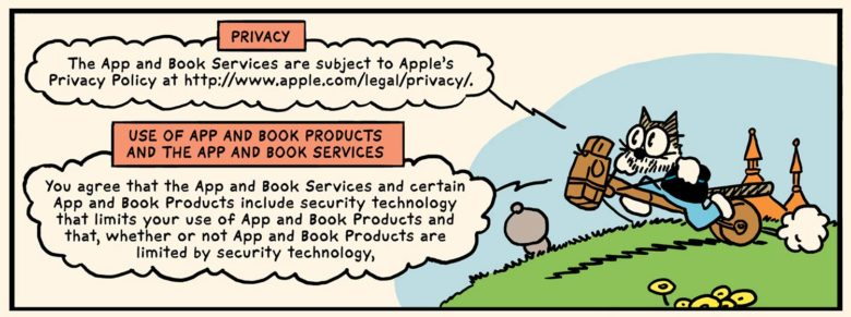 Terms and Conditions: The Graphic Novel