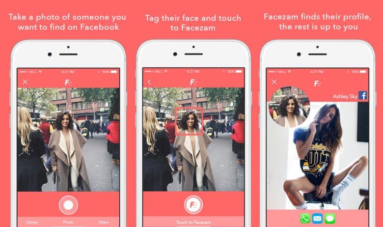 Facezam makes Facebook stalking strangers way too easy