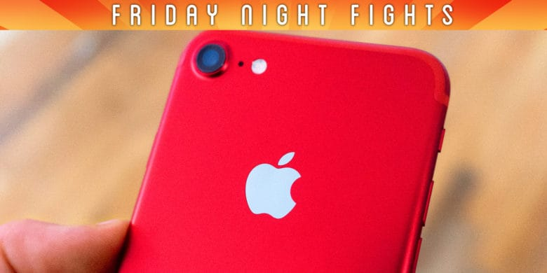 is the productred iphone 7 a terrible purchase friday night fights