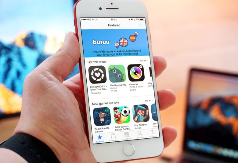 fun games on iphone app store