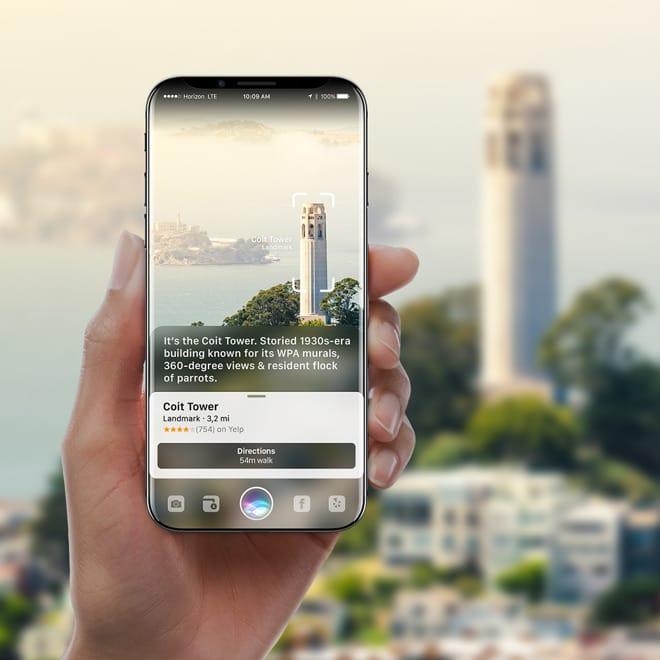 Siri AR concept