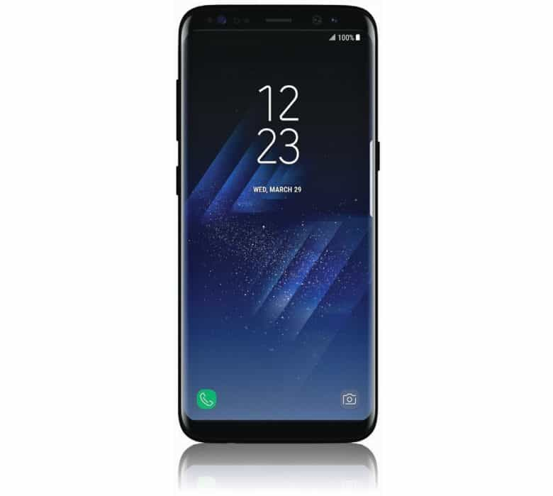 Say hello to the Galaxy S8.