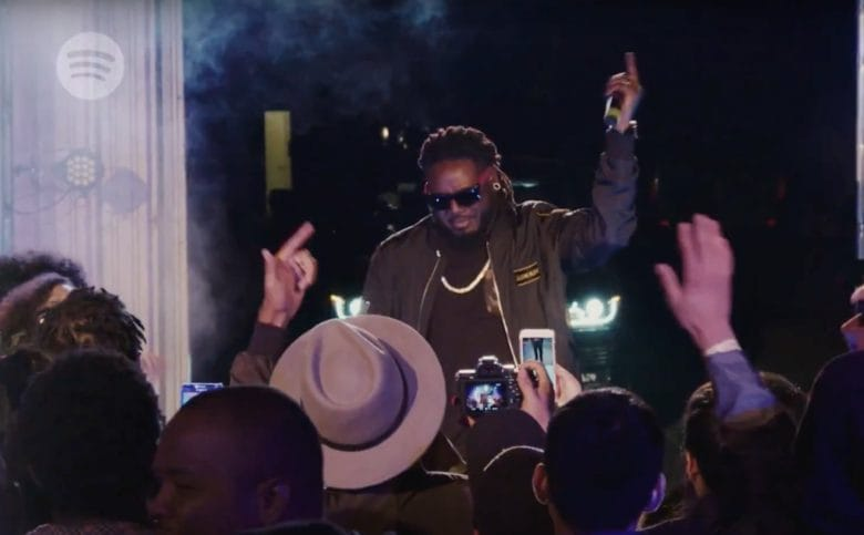 T-Pain will be the first rapper to star in 'Traffic Jams.'