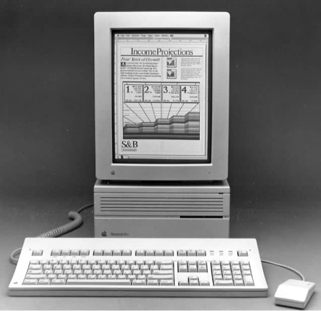 The Macintosh Portrait Display was one of the best Apple displays of its time