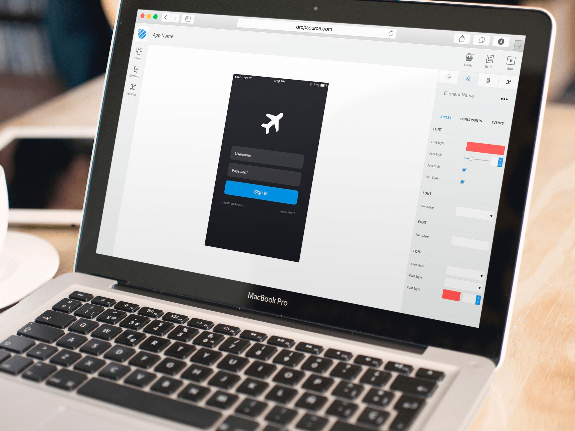 Dropsource is designed to save you time and money when developing native mobile apps.