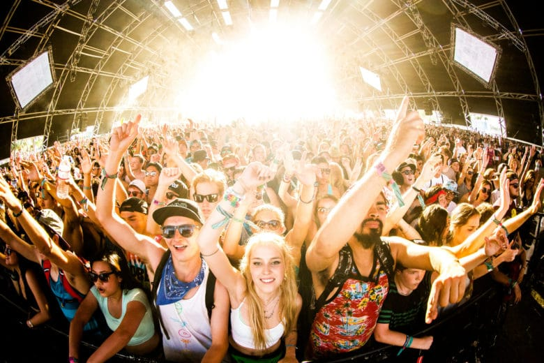 Keep one eye on your iPhone at Coachella.