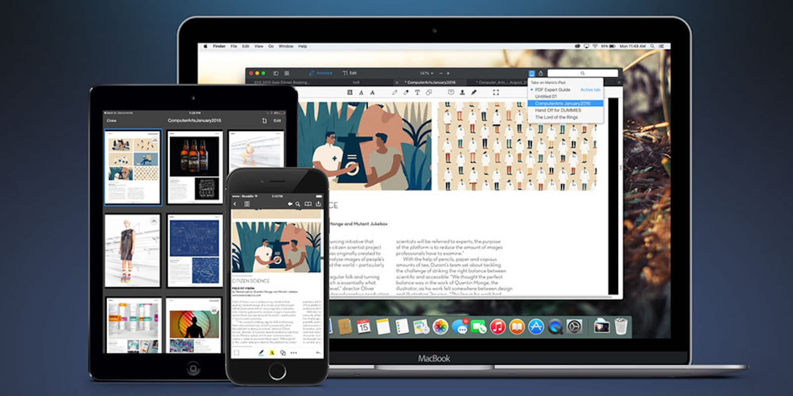 This Apple Editors' Choice winner can transform the way you work with PDF documents.