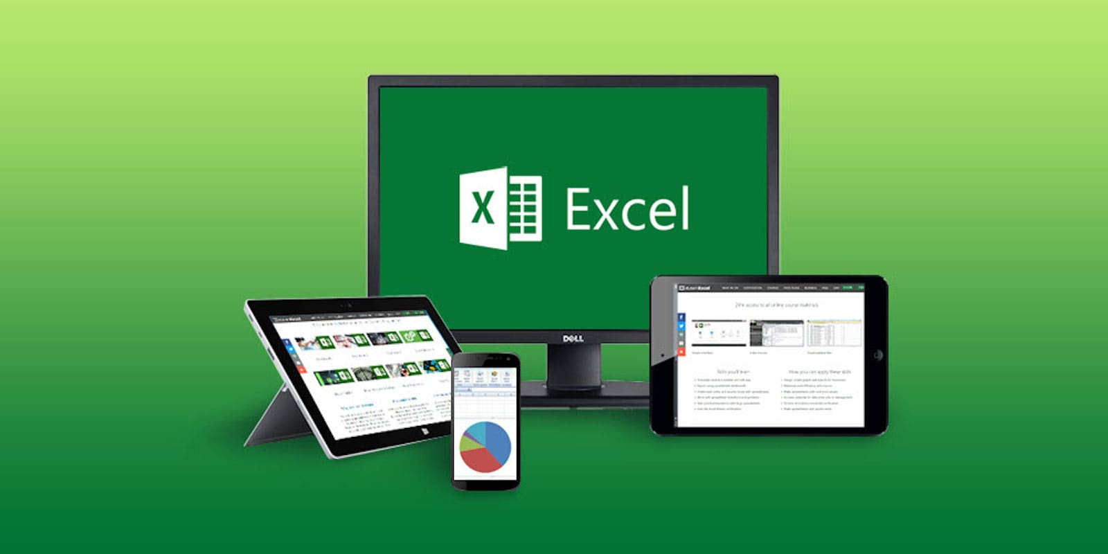 CoM - eLearnExcel Microsoft Excel School- Lifetime Subscription