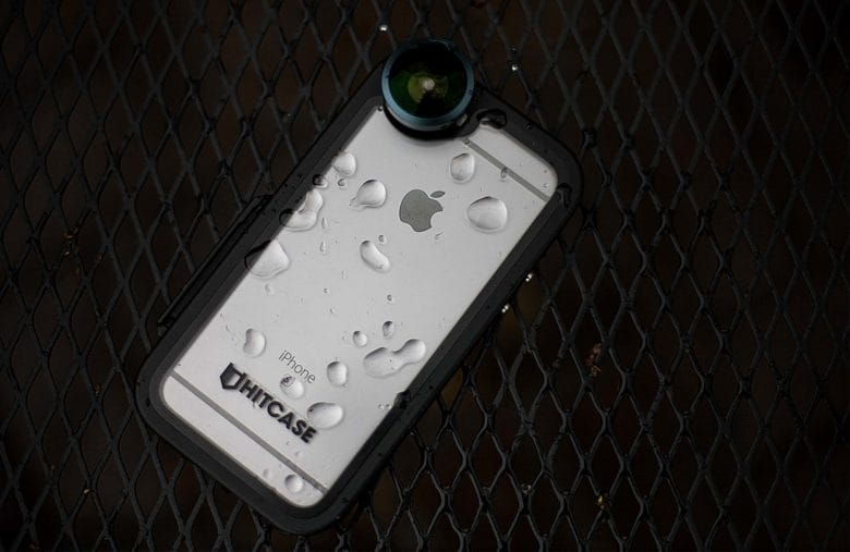 the best attitude a664e 93c43 Hitcase Pro 2.0 review: Rugged iPhone case lets you leave your GoPro ...