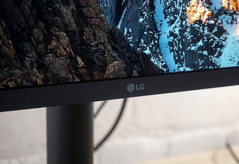 Monitor LG logo