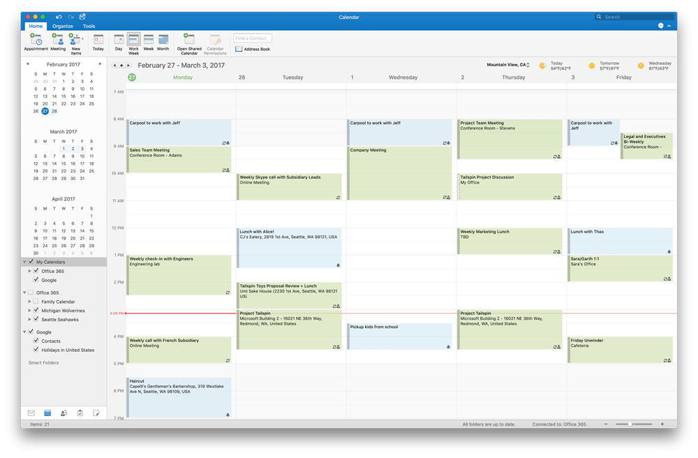 You can finally do more than just view your calendar.